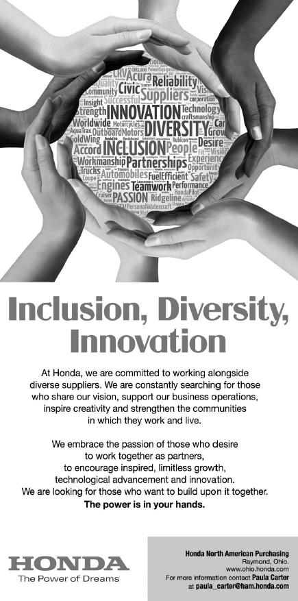HONDA – GENERAL AD (Black & White)